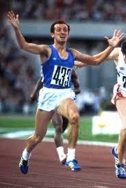 Pietro Mennea atleta pugliese già record man dei 200 metri